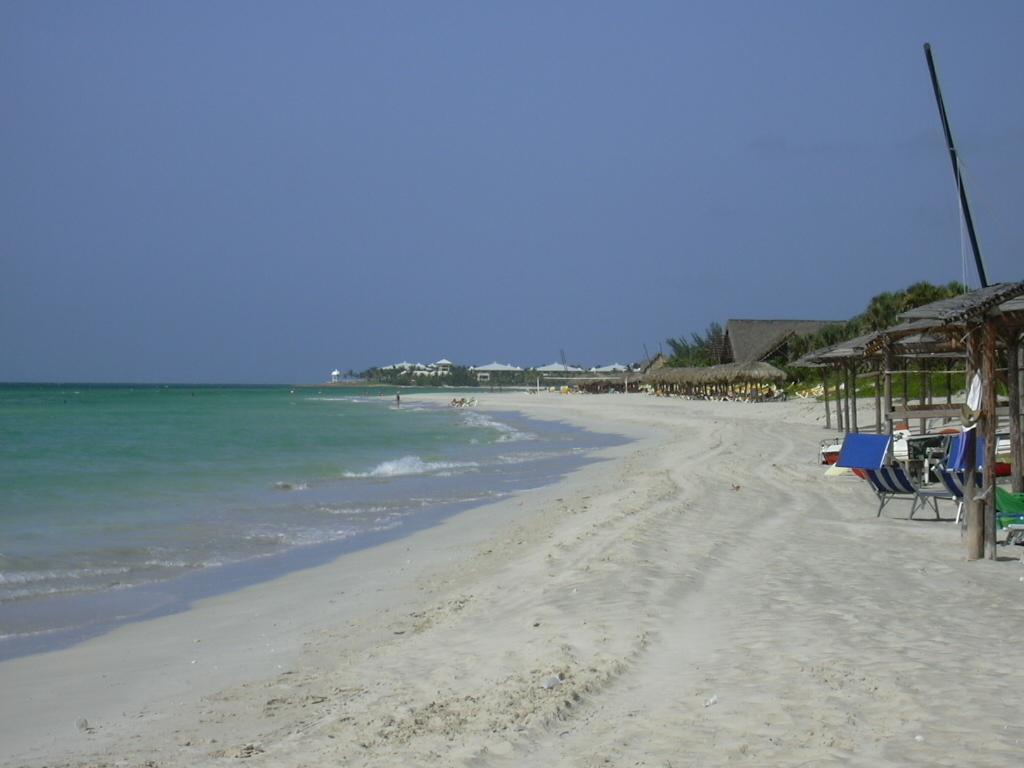 Strand in Varadero